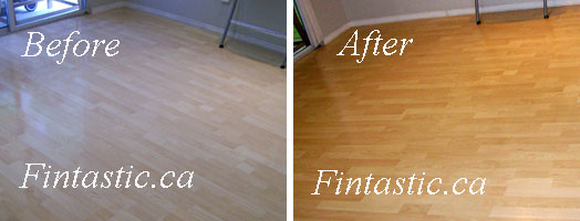 Laminated Floor Result 1